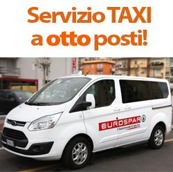 taxi a otto posti